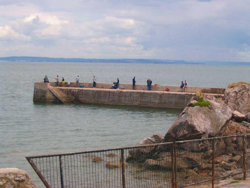Fishing guide to babbacombe pier torquay devon for Pier fishing tips